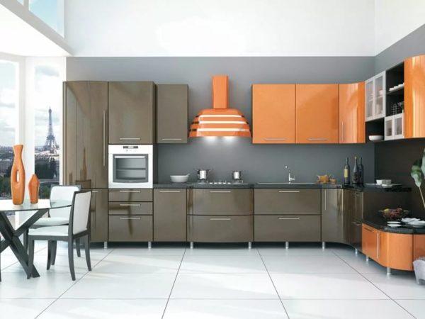 Выбор кухонных фасадов для вашего дома