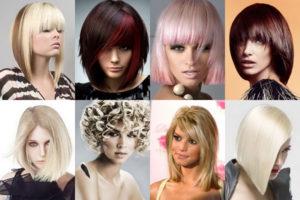Модные причёски и стрижки 2017 - стильные тренды для всех типов волос.