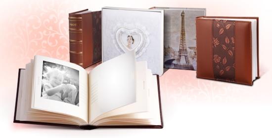 Традиционные фотоальбомы - что важно знать