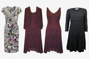Платья для женщин элегантного возраста