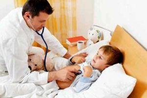 Осложнения простуд у детей: диагностика менингита