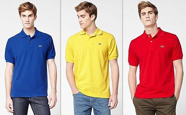 Мужские поло – футболка и рубашка в одном обличие