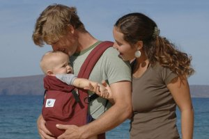 Эрго рюкзак для новорожденных от фирмы Ergo Baby