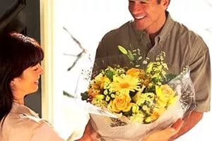 Свежие и красивые цветы с доставкой