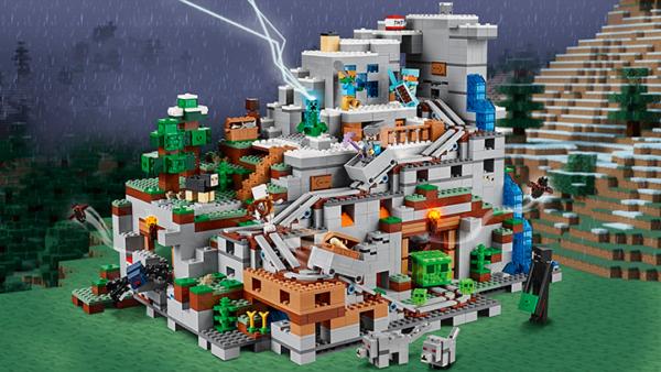 Lego Minecraft – интересная и реалистичная игра для юного геймера