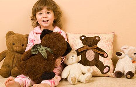 Как правильно выбрать мягкую игрушку ребенку