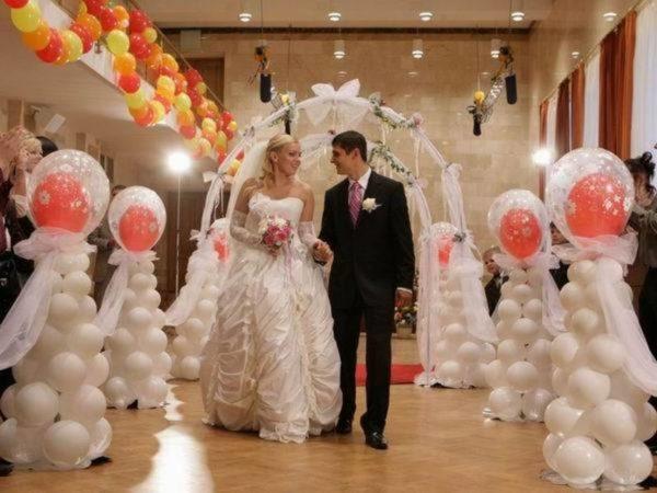 Свадебный портал и удобства его использования
