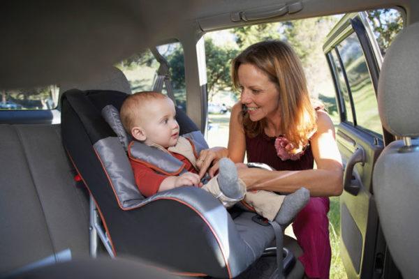 Забота о безопасности ребенка - выбор детского автокресла