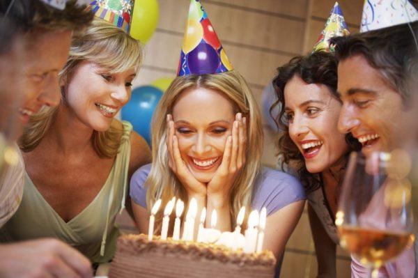Где отметить праздники и день рождения
