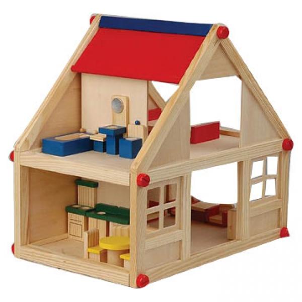 Преимущества и виды деревянных игрушек
