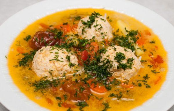 Секреты приготовления вкусного супа с тефтелями