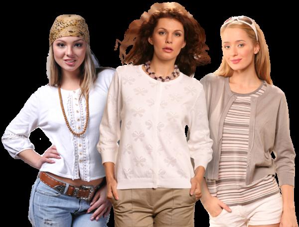 Выбираем женскую трикотажную одежду для дома