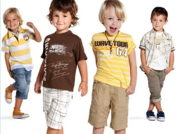 Детская трикотажная одежда: как выбрать подходящую одежду для мальчика?