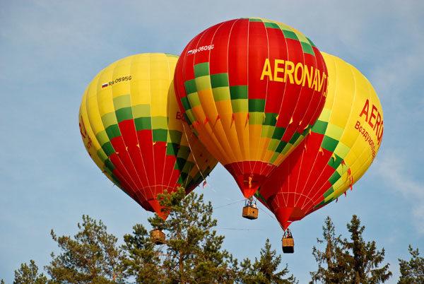Незабываемые эмоции и впечатления от полета на воздушном шаре