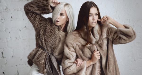 Верхняя одежда из меха и кожи от ведущих брендов
