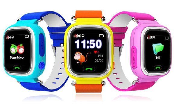 Детские часы Smart baby watch – надежный способ всегда присматривать за ребенком