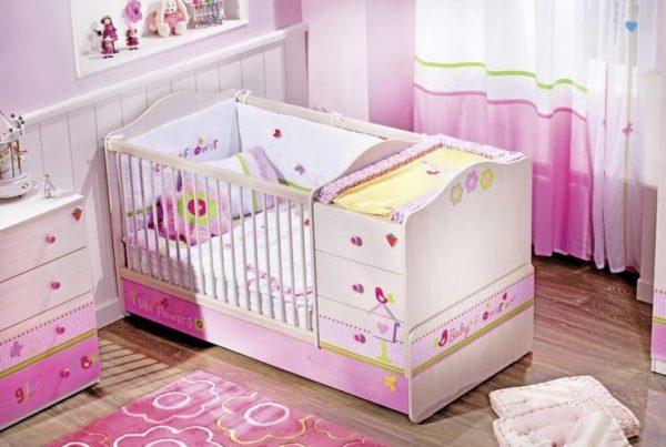 Каким критериям должен отвечать бортик для детской кроватки?