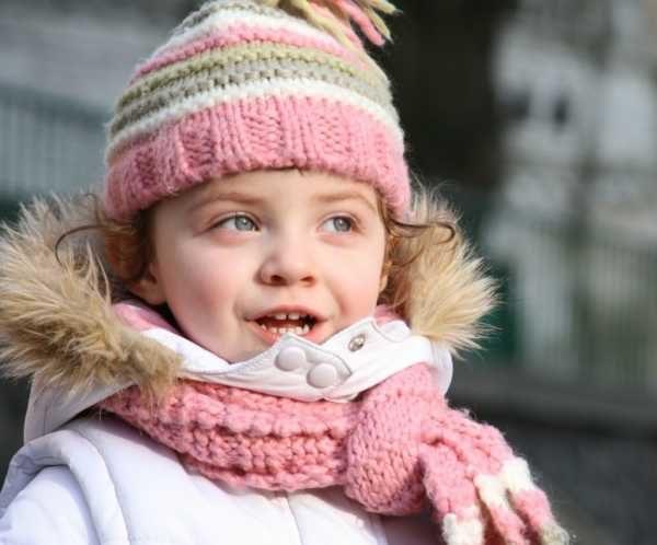 Лучший вариант зимней шапки для вашего маленького ребенка