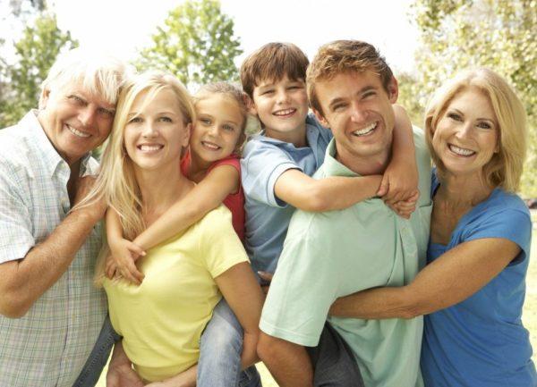 Какие виды отношений бывают в современных семьях?
