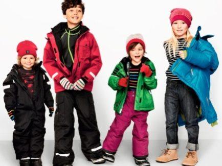 На что обратить внимание во время выбора детской куртки?