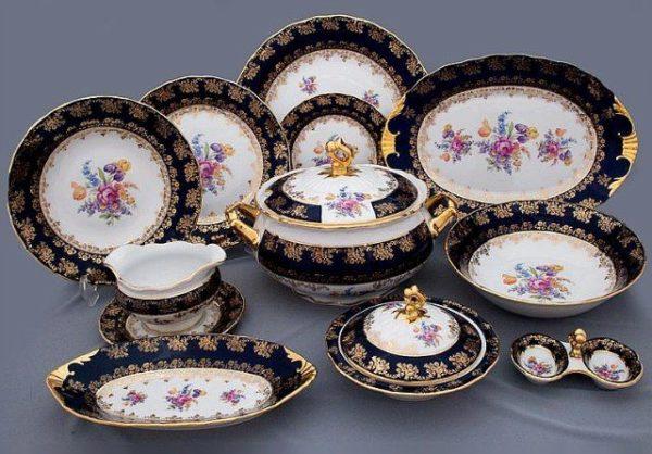 Чем отличается фарфоровая посуда от керамической