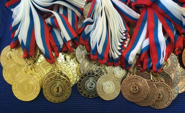Спортивные медали: какими бывают и чем отличаются?
