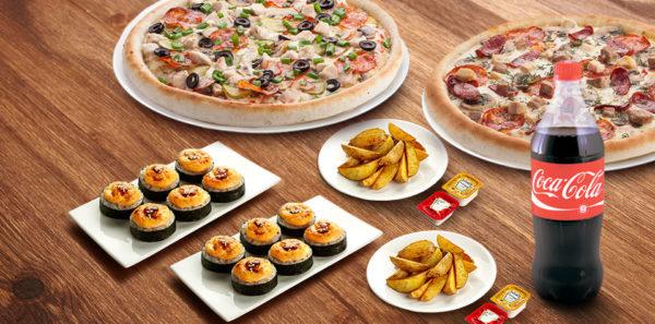Причины популярности доставки еды на дом
