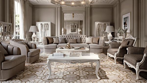 Итальянская мебель для дома – гармония качества и стиля