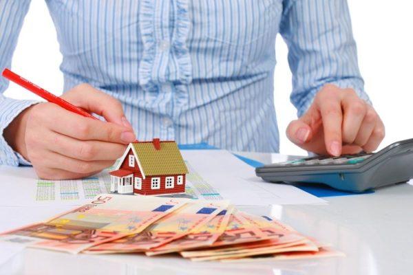 Низкая процентная ставка при оформлении кредита под залог недвижимости