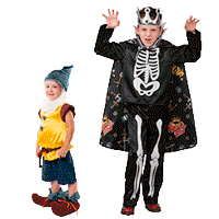 Какой выбрать костюм на Хэллоуин?