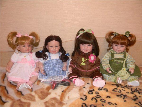 Как выбрать для своей дочки самую лучшую куклу?