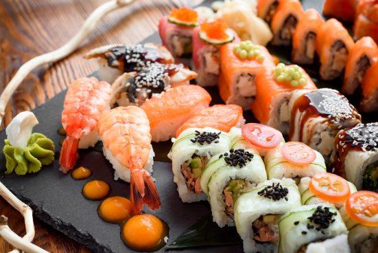 Как выбрать самые вкусные суши?