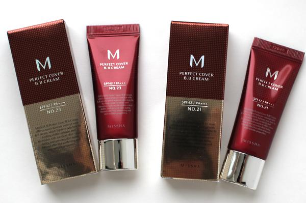 Качественный ББ крем MISSHA M perfect cover в «Korea Cosmetic»