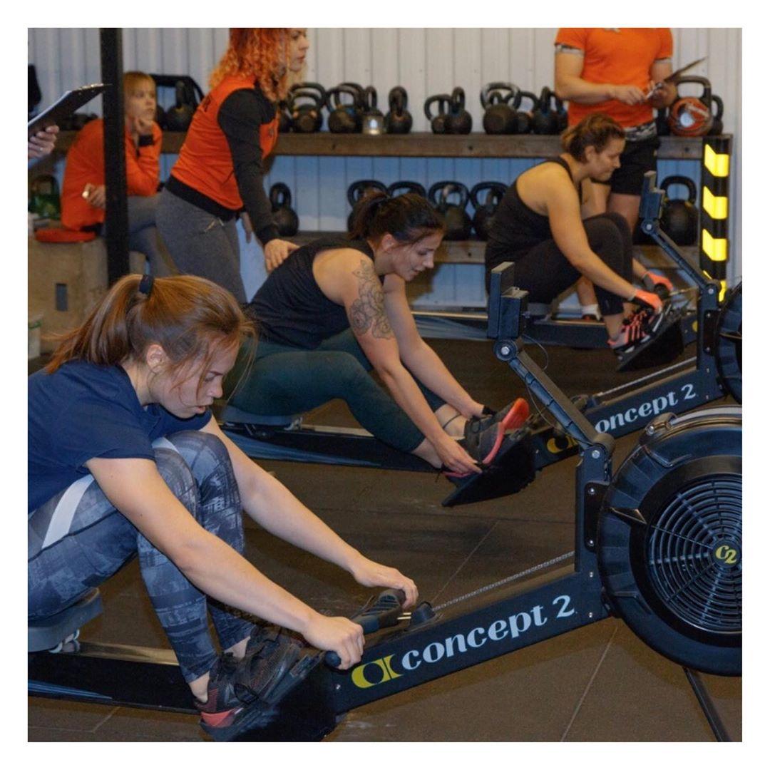 Огромное количество групповых направлений в фитнес-клубе Garage Gym