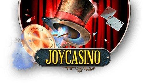 Официальный сайт Joycasino: что это? Плюсы