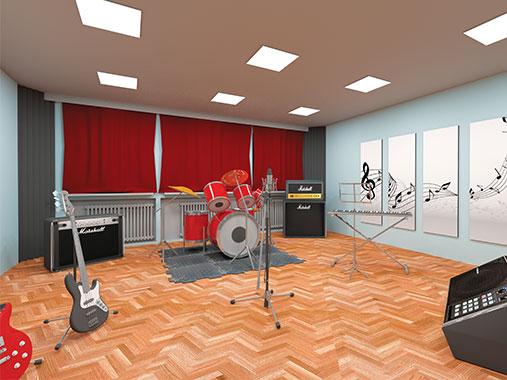 Цели и направление деятельности школьной музыкальной студии