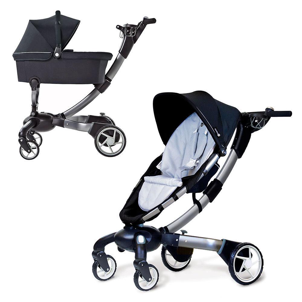 Детская коляска трансформер 3 в 1: как правильно выбрать?